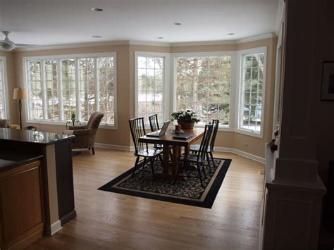 dining room addition budget conscious sunroom addition traditional dining