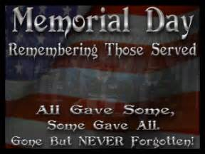 20 famous memorial day quotes