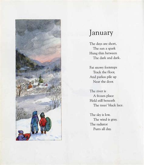 Find Me A Calendar Read Me A Story January Find Quot January Quot In A Child S
