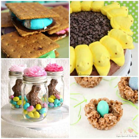 easy easter desserts easy easter dessert recipes