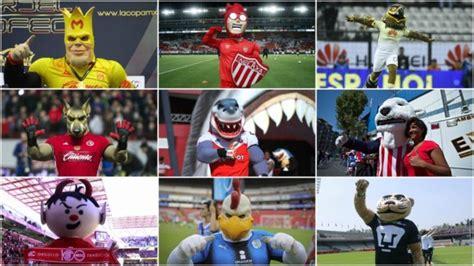 Calendario De Todas Las Ligas De Futbol 191 Puedes Reconocer A Todas Las Mascotas De La Liga Mx