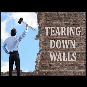 tearing walls abundant church - Tearing A Wall