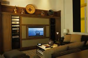 Small media room design car pictures