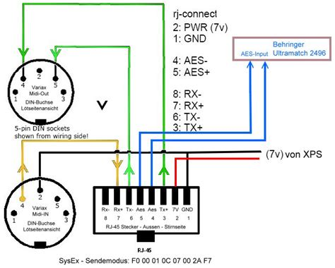 28 usb midi wiring diagram usb to midi wiring to