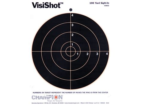 Free Printable Targets 8 5 X 11 | 6 best images of printable targets 8 5 x 11 rifle