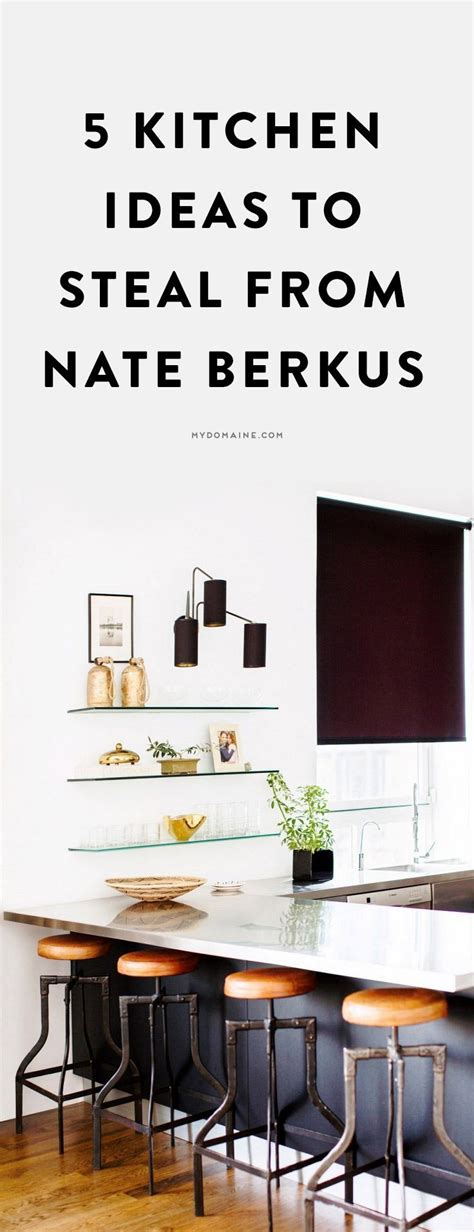 5 Ideas To Steal From Nate Berkus S Kitchen Designs | 5 ideas to steal from nate berkus s kitchen designs the
