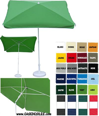 Parasol De Balcon Inclinable 5373 by Parasol Rectangulaire Balcon Inclinable 165x110cm Tioman