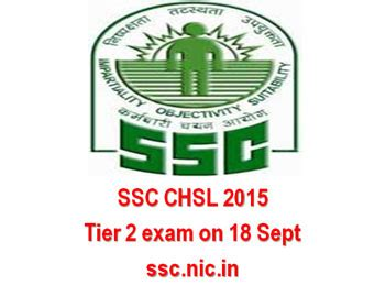 Tier 2 Mba Programs by Ssc Chsl 2015 Candidature Of 5792 Candidates Cancelled