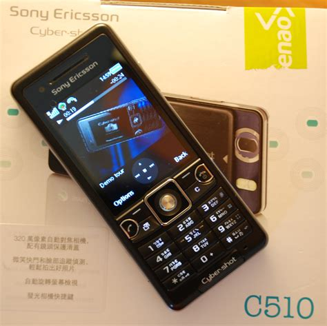 Hp Sony W995 sony ericsson c510 spesifikasi
