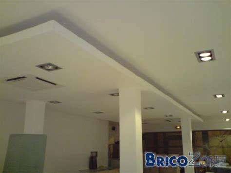 fabriquer un faux plafond fabriquer un faux plafond maison travaux