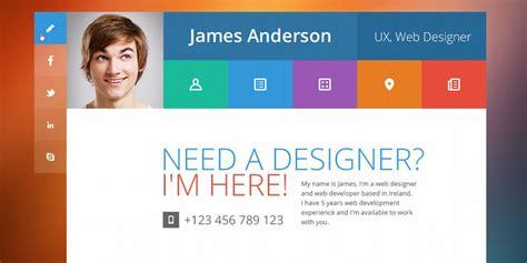 theme wordpress free cv 19 professional online resume cv wordpress themes 2014