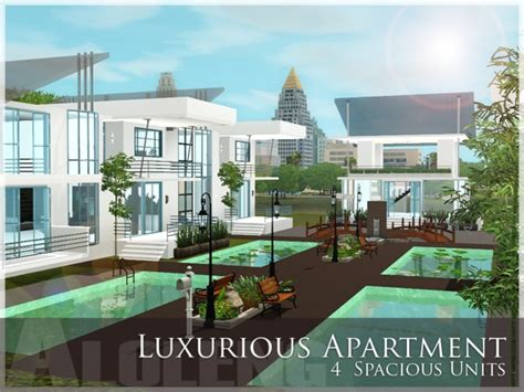 4 Car Garage With Apartment by Aloleng S Luxurious Apartment