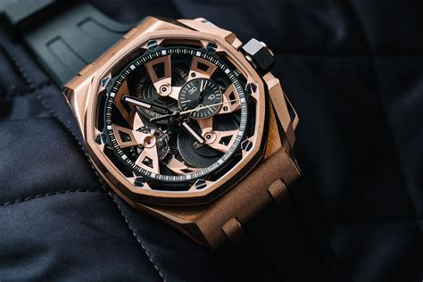 Audemars Piguet Royal Offshore 1 audemars piguet celebrates the 25th anniversary of the