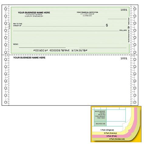 print voucher quickbooks multi purpose checks with voucher continuous custom