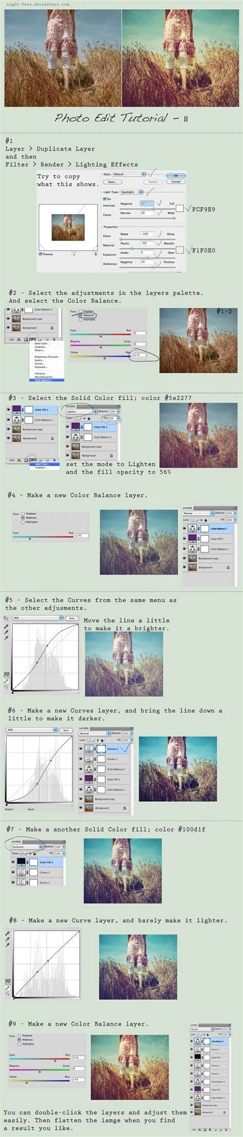 tutorial edit foto vintage great tutorial on editing photos for a vintage look by