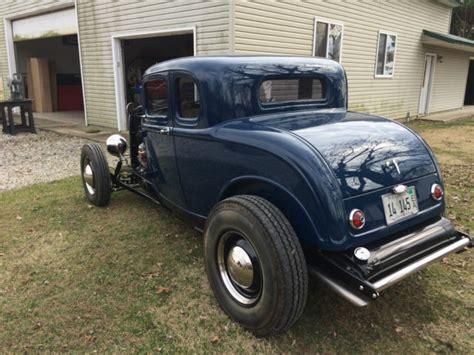 32 ford coupe for sale 1932 32 ford 5 window coupe 348 tripwer 700r4 9 quot for sale