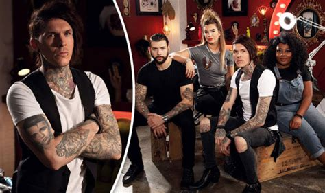 tattoo fixers london tattoo fixers sketch wants to get his hands on chris