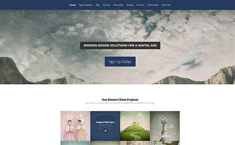 vertex  tema wordpress professionale ed elegante