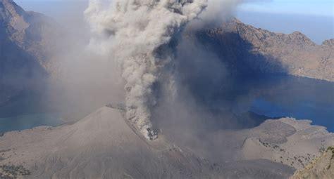 Cctv Lombok tim tanggap darurat pantau aktivitas gunung barujari lewat cctv