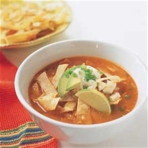Americas Test Kitchen Tomato Soup by Tortilla Soup Recipe America S Test Kitchen