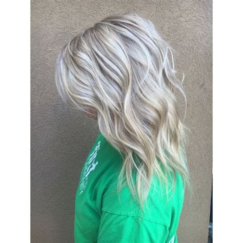 ash blonde hair with low lights ice blonde with ash lowlight for fall hair by ashley