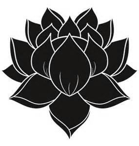Lotus Flower Silhouette 17 Lotus Flower Vector Free Images Lotus Flower Vector