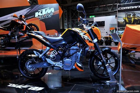 Top Speed Ktm Duke 125 Ktm Duke 125 Specifications 25 January 2012 My Tech