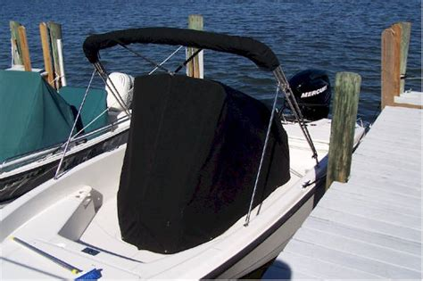center console boat covers better boat covers