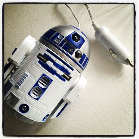 r2d2 car usb charger last minute s day gift ideas hello