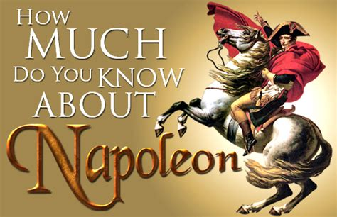 How much do you know about napoleon brainfall com