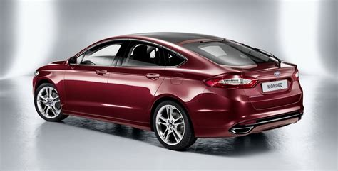 ford releases first official photos of all new 2013 mondeo autoevolution