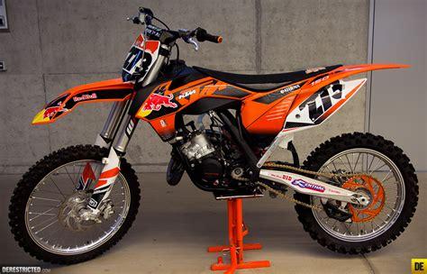Ktm 150cc 2012 2013 Ktm 150sx Derestricted