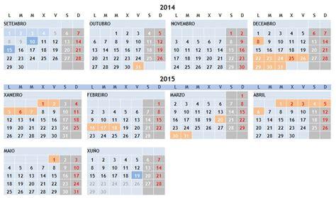 Calendario Xunta Calendario Escolar 2015 2016 Conseller 237 A De Cultura