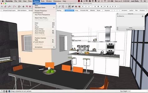 Sketchup Layout Interior Design | sketchup tips for interior designers youtube