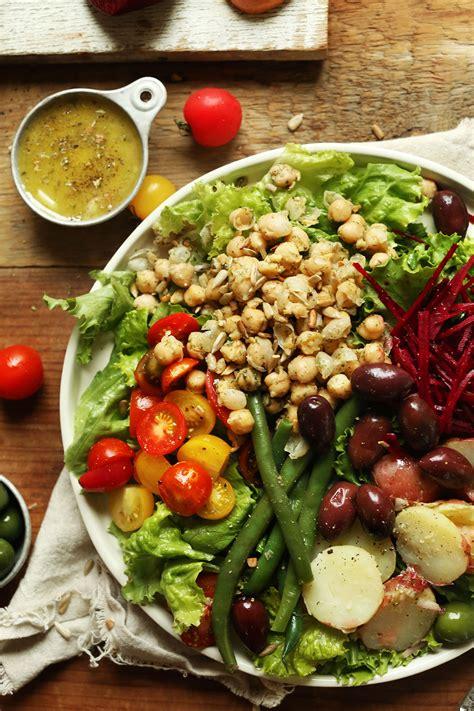 Lezat Sekejap 30 Salad Asia vegan nicoise salad minimalist baker recipes