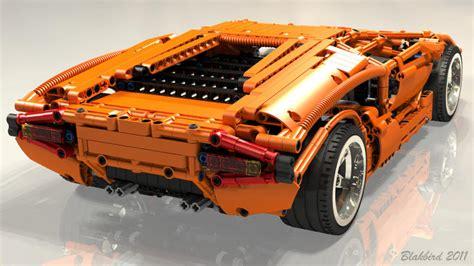 Lego Technic Lamborghini by Technic Lamborghini Countach Lp400 Page 2 Lego Technic
