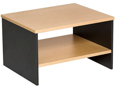 buy a alpha coffee table with shelf office storage
