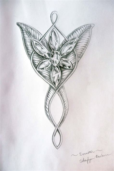 evenstar tattoo evenstar by shaylynnann on deviantart
