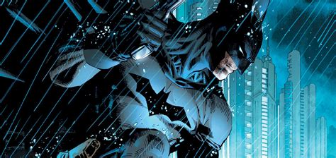 Poster Komik Jim Lees Batman Hush 2 40x60cm jim batman wallpaper wallpapersafari
