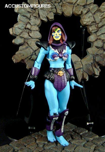 figure universe skeletress motuc concept masters of the universe
