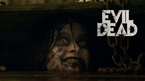 film evil dead 2013 trailer evil dead movie review 2013 fright bytes ep 30 geekpr0n