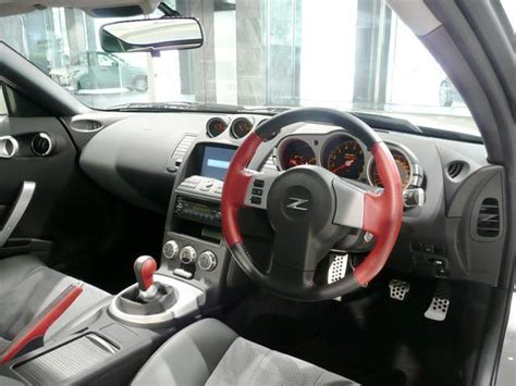 350z Interior Upgrades by Nissan 350z 2003 2009