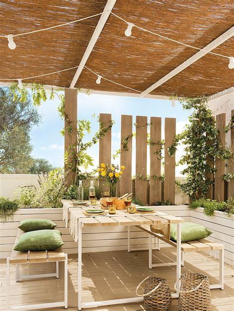 come arredare un terrazzo con piante arredare il terrazzo con mobili moderni per un outdoor da