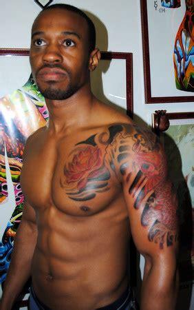 japanese tattoo on black skin koi fish tattoos for dark skin people
