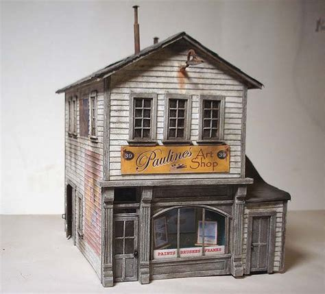 free paper model buildings downloads n scale paper buildings related keywords n scale paper