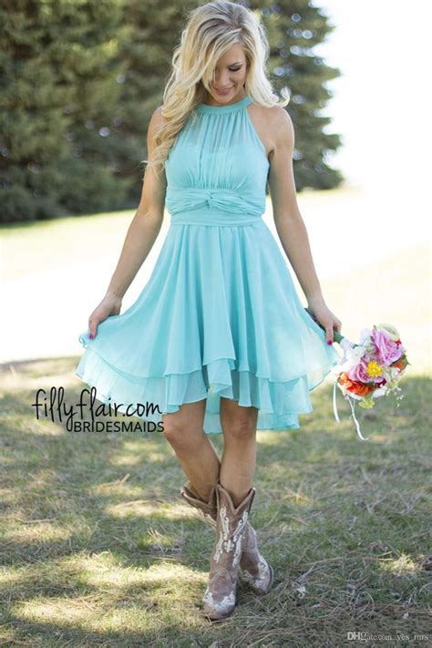 country style of the dresses best 25 western bridesmaid dresses ideas on