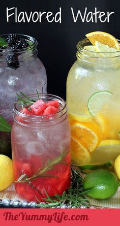 How To Make Flavored Detox Water by 1000 Images About Detox Drinks Smoothies On