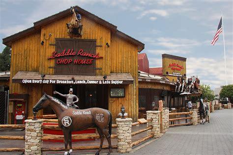 At Saddle Ranch saddle ranch chop house at universal citywalk
