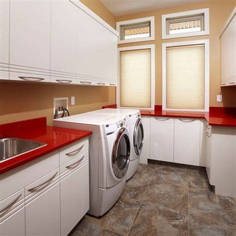 89 Best Beautiful Laundry Rooms Images On Pinterest Home Modern Laundry Hers