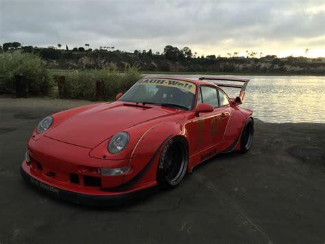 Rwb 993 For Sale by 1995 Porsche Rwb 993 911 2 For Sale